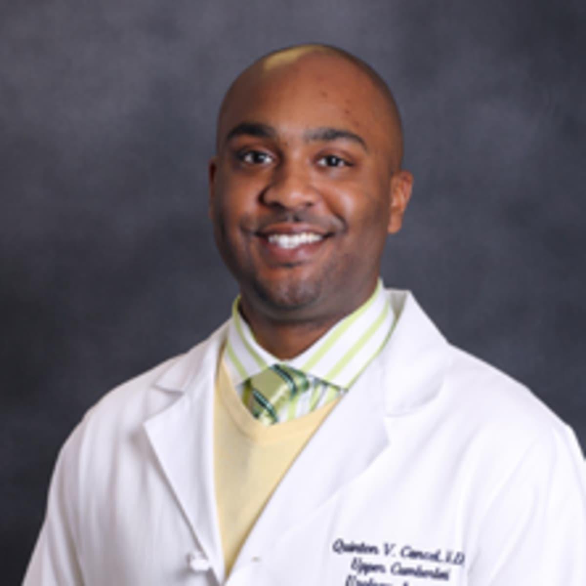 Dr. Quinton Cancel, MD | Cookeville, TN | Urologist