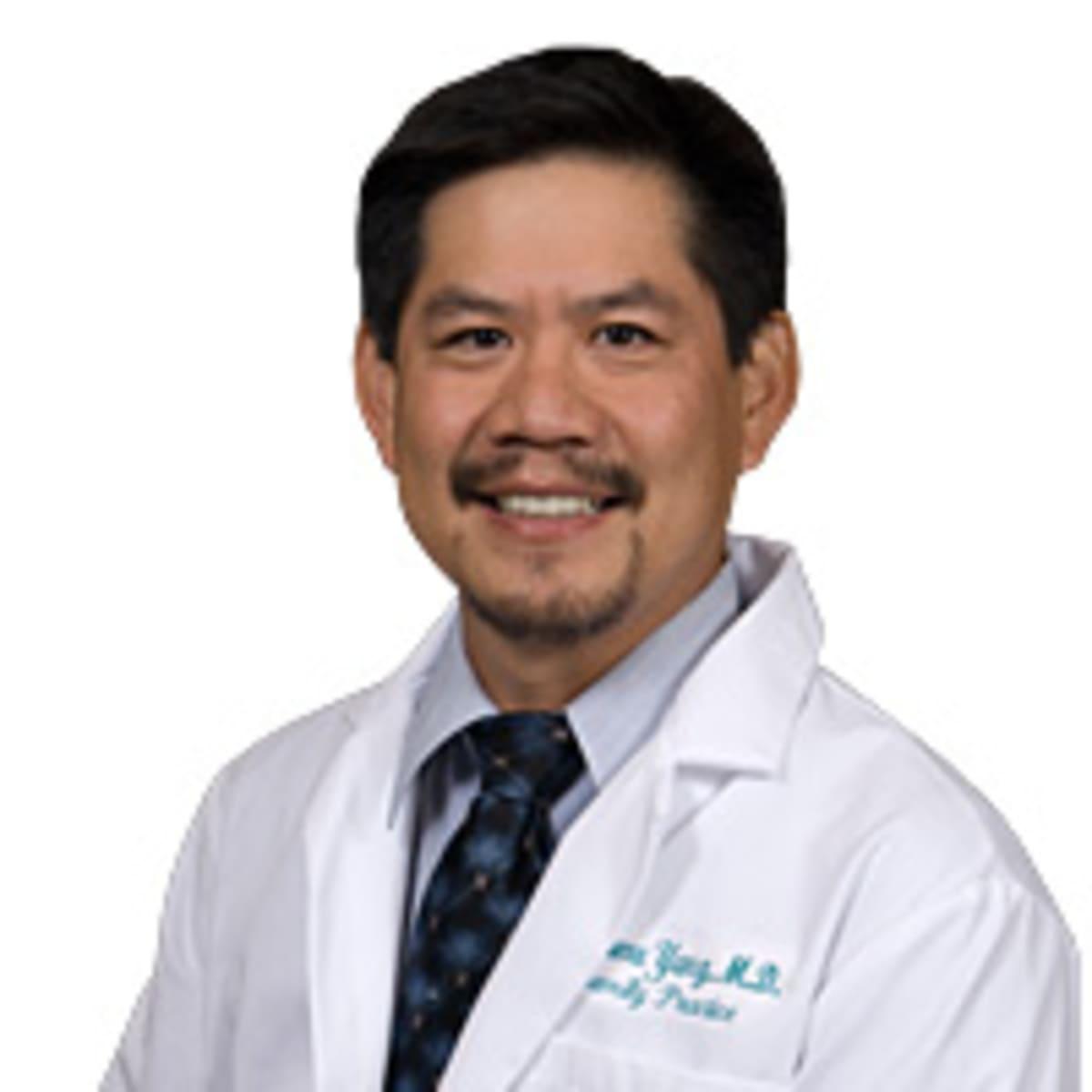 Dr. Andrew Yang, MD | Niceville, FL | Family Doctor Andrew Yang