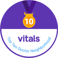 Top 10 Doctor - Neighborhood