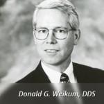 Donald G Weikum