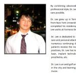Dr. David Formosan Lee