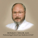 Dr. Ronald Taylor, MD