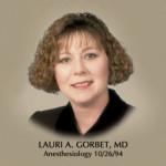 Dr. Lauri Anne Gorbet, MD