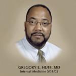Dr. Gregory Eugene Huff, MD