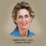 Dr. Amelia Goolsby Self, MD