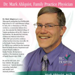 Dr. Mark David Ahlquist, MD