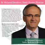 Dr. Muhamed Huso Durakovic, MD
