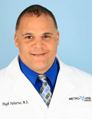 Hugh P Pabarue, MD Internal Medicine/Pediatrics
