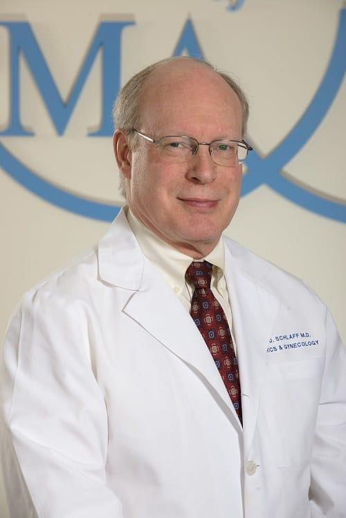 Dr. William D Schlaff MD
