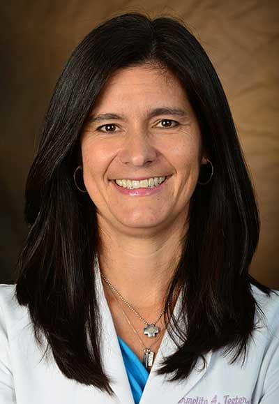 Dr. Carmelita A Teeter MD