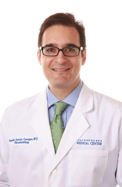 Rogelio Garcia-Cavazos, MD Internal Medicine