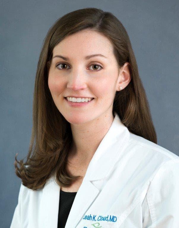 Dr. Leah K Cloud MD