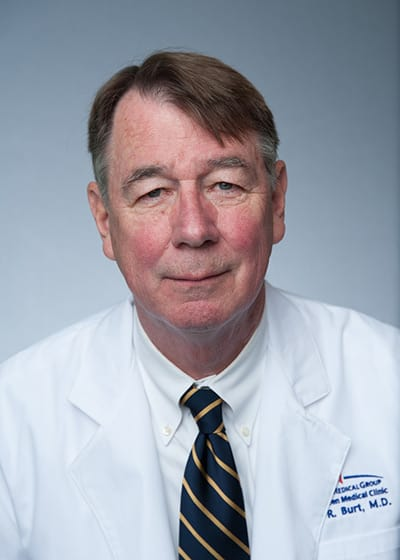 Dr. James R Burt MD