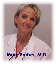 Dr. Mary F Barber MD