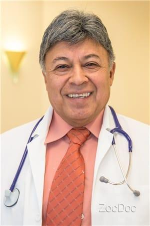 Dr. Juan F Arteaga MD