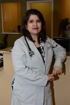 Dr. Afshan Hameeduddin MD