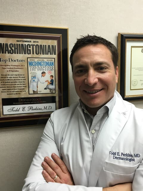 Todd E Perkins, MD Dermatology