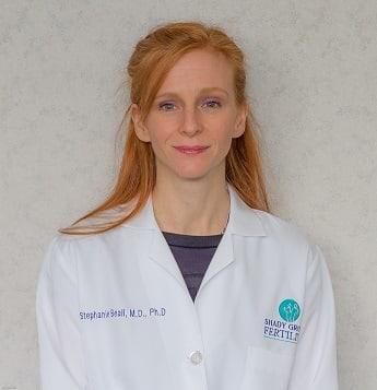 Dr. Stephanie A Beall MD