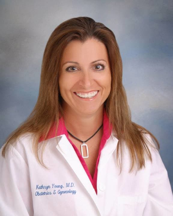 Dr. Kathryn M Young MD