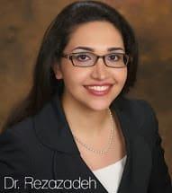 Dr. Bahareh Rezazadeh MD