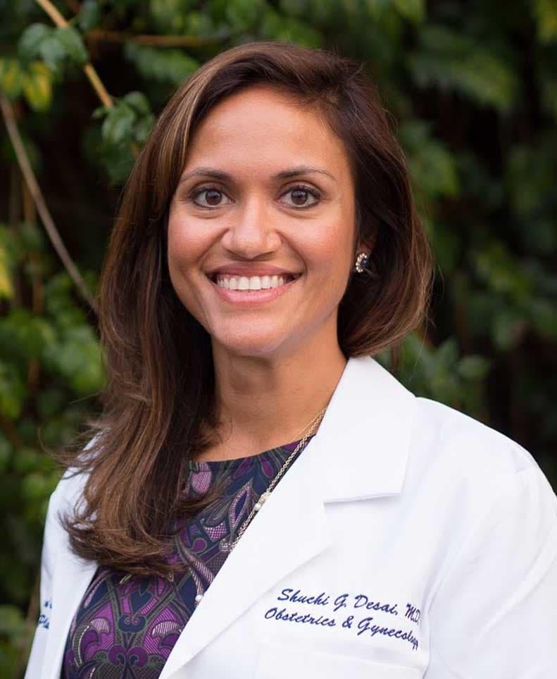 Dr. Shuchi G Desai MD
