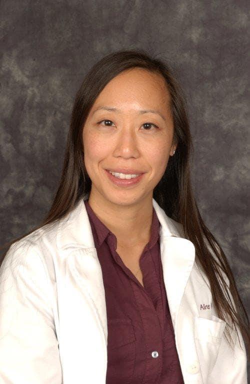 Dr. Aline Y Wong MD