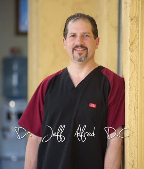 Jeffery Alfred, DC Chiropractor