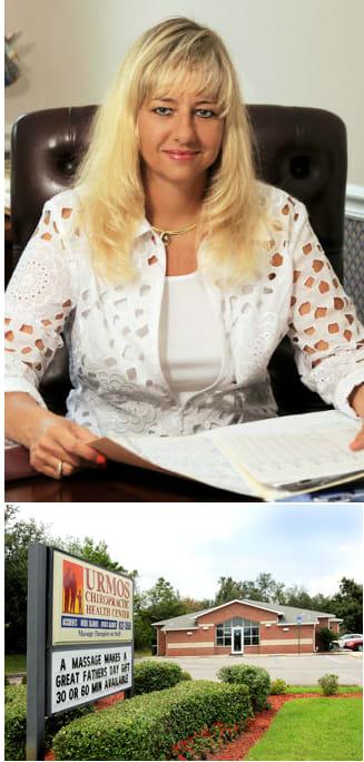 Cynthia E Urmos, DC Chiropractor