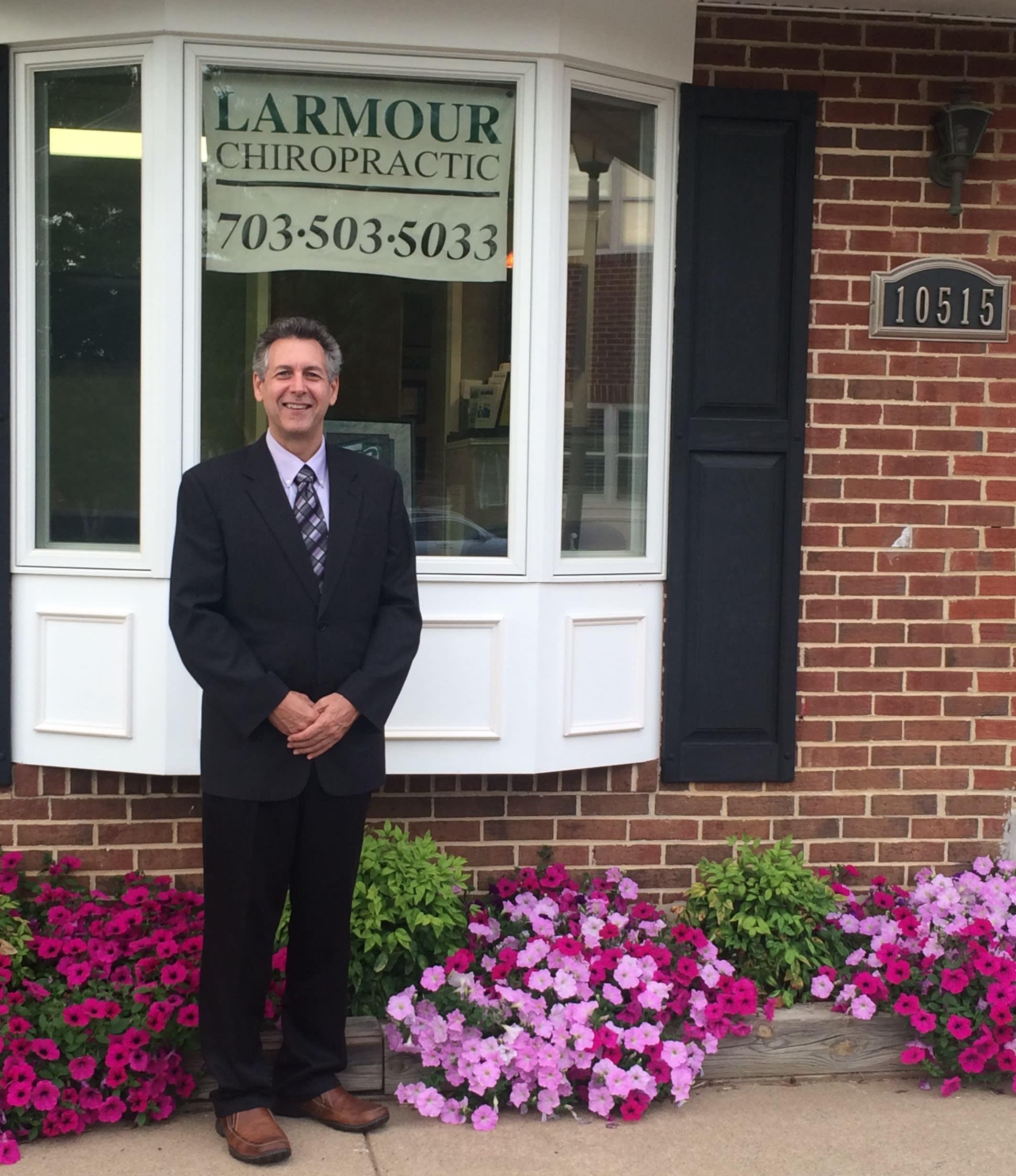 James P Larmour, DC Acupuncture
