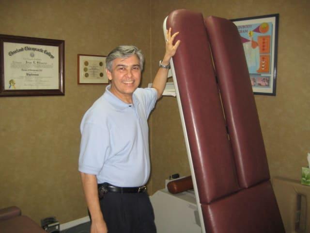 Jorge L Silverio, DC Chiropractor