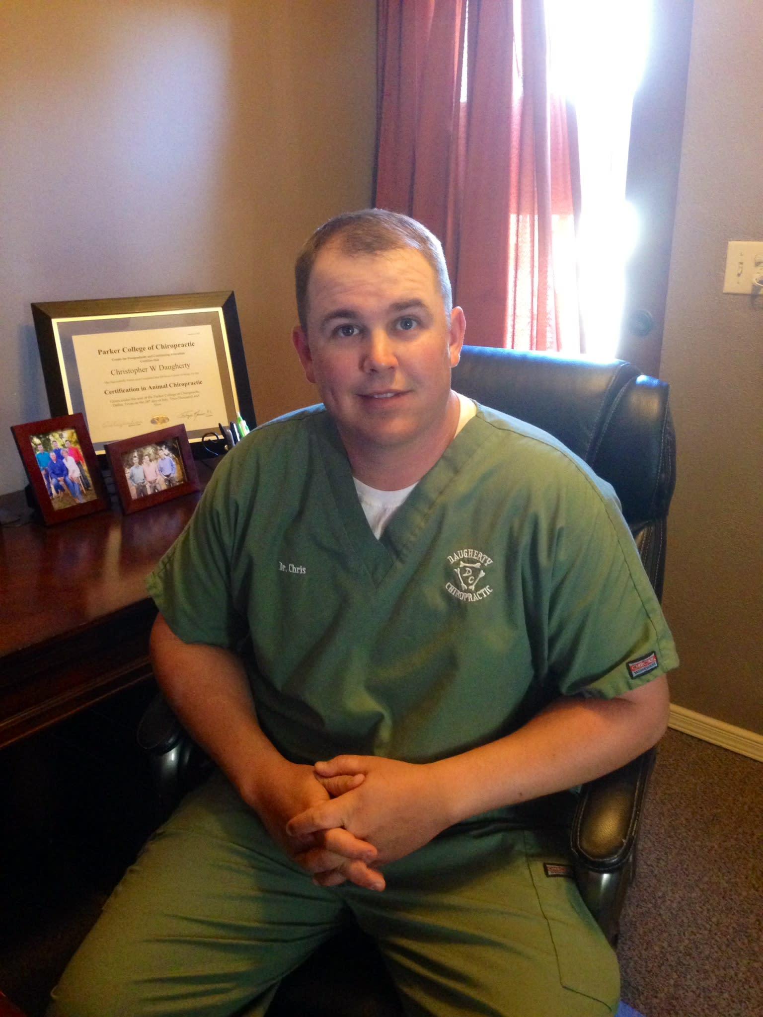 Chris W Daugherty, DC Chiropractor
