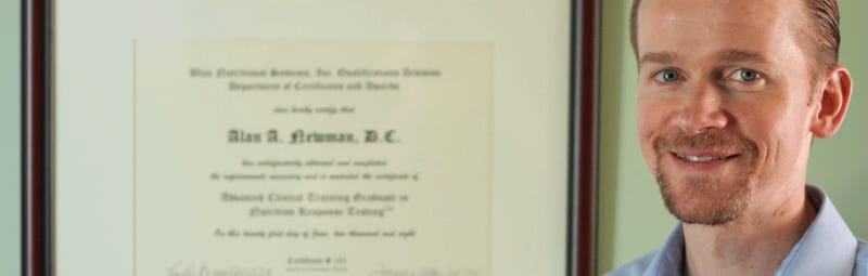 Alan A Newman, DC Chiropractor