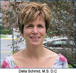 Della Schmid, DC Chiropractor