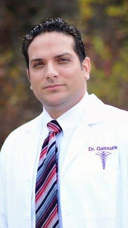 Konstantinos D Galouzis, DC Chiropractor