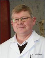 Harold L Holmes, DC Chiropractor