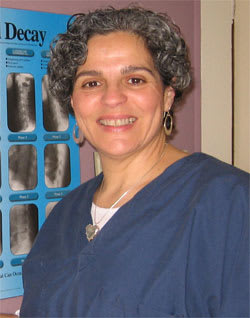 Gina Barros, DC Chiropractor