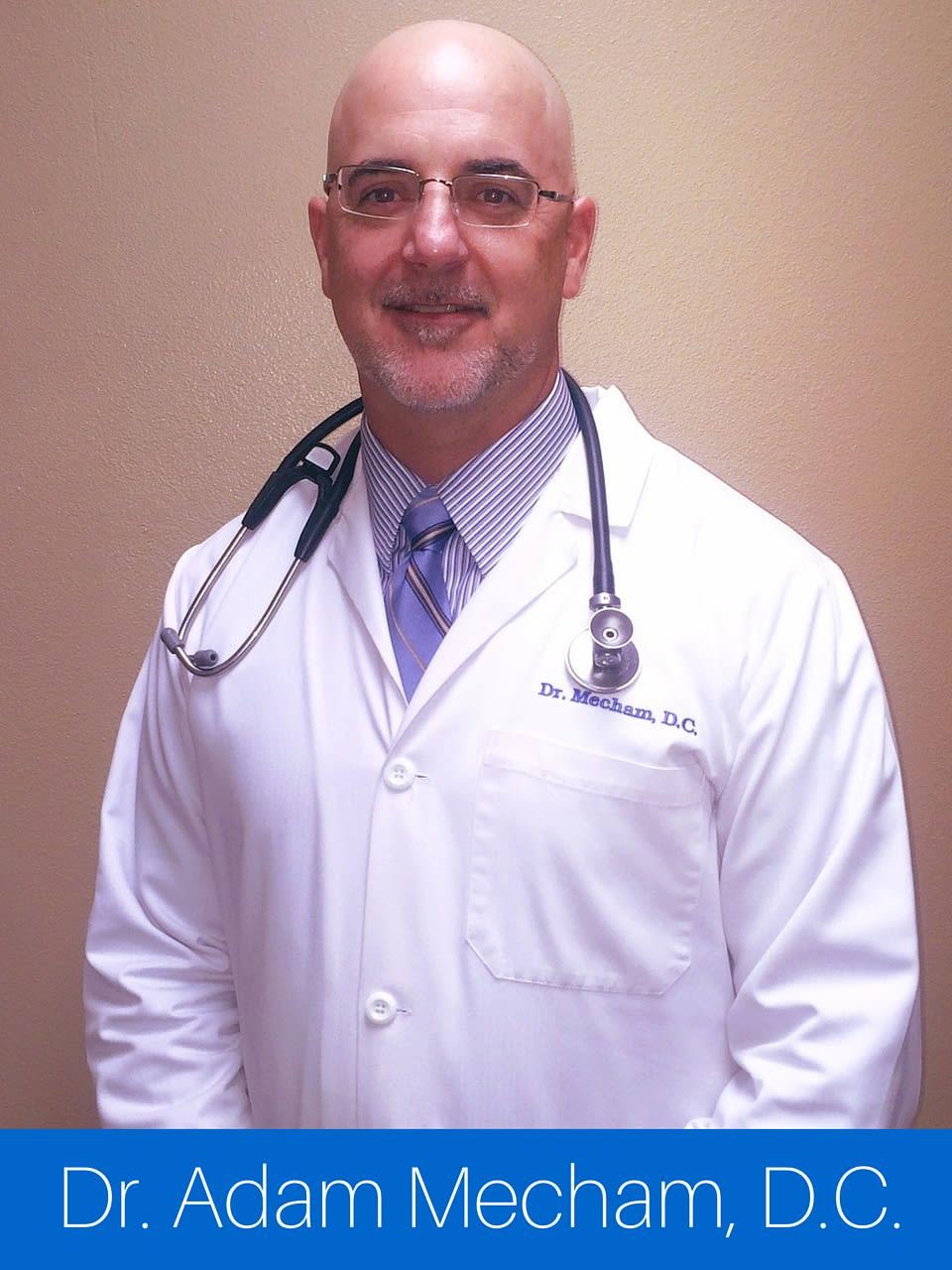 Adam L Mecham, DC Chiropractor