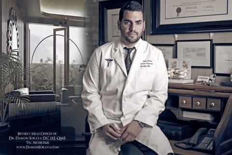 Damon Soraya, DC Chiropractor