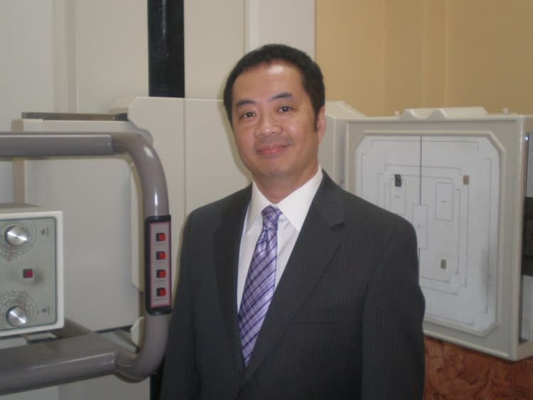 Sam Chan, DC Chiropractor