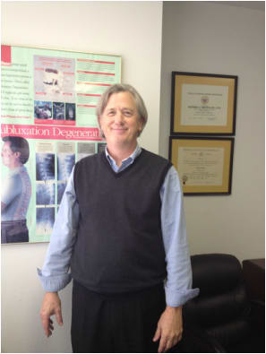 Jeffrey A Brown, DC Chiropractor