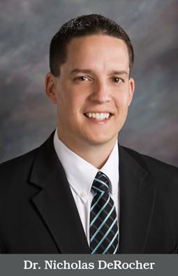 Nicholas J Derocher, DC Chiropractor