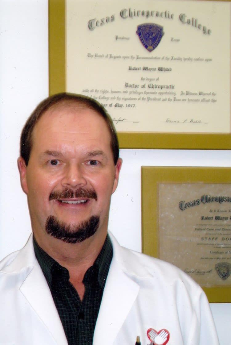 Robert W Whited, DC Chiropractor