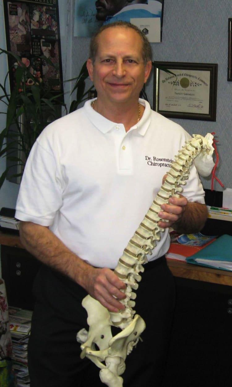David S Rosenstein, DC Chiropractor