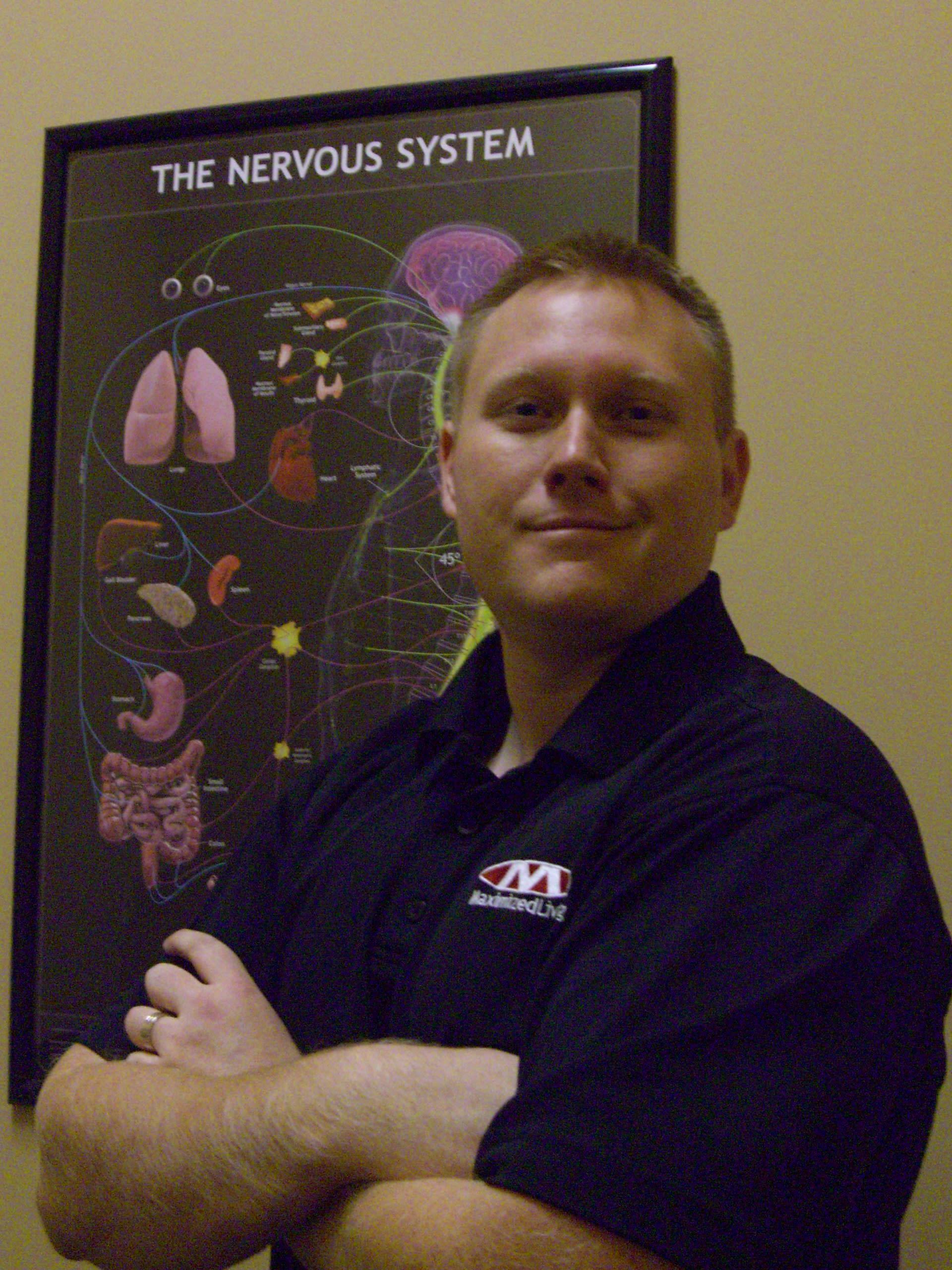 Matthew G Frahm, DC Chiropractor