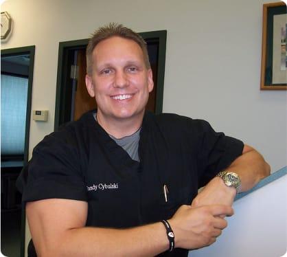 Randal R Cybulski, DC Chiropractor
