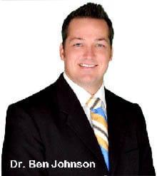 Benjamin J Johnson Chiropractor