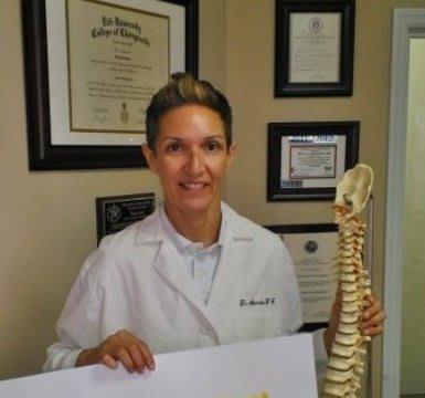 Mary J Alvarado, DC Chiropractor