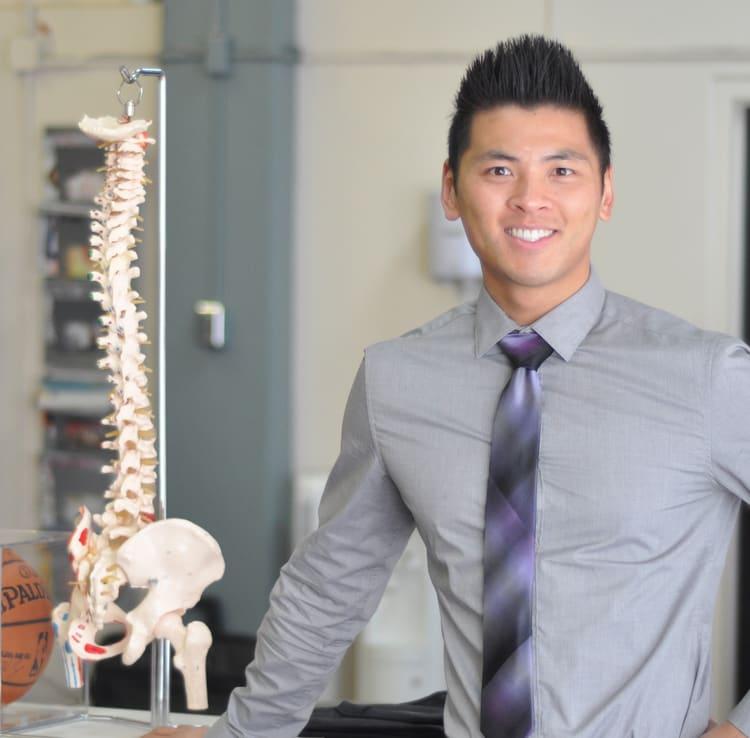 Simon Kuang, DC Chiropractor