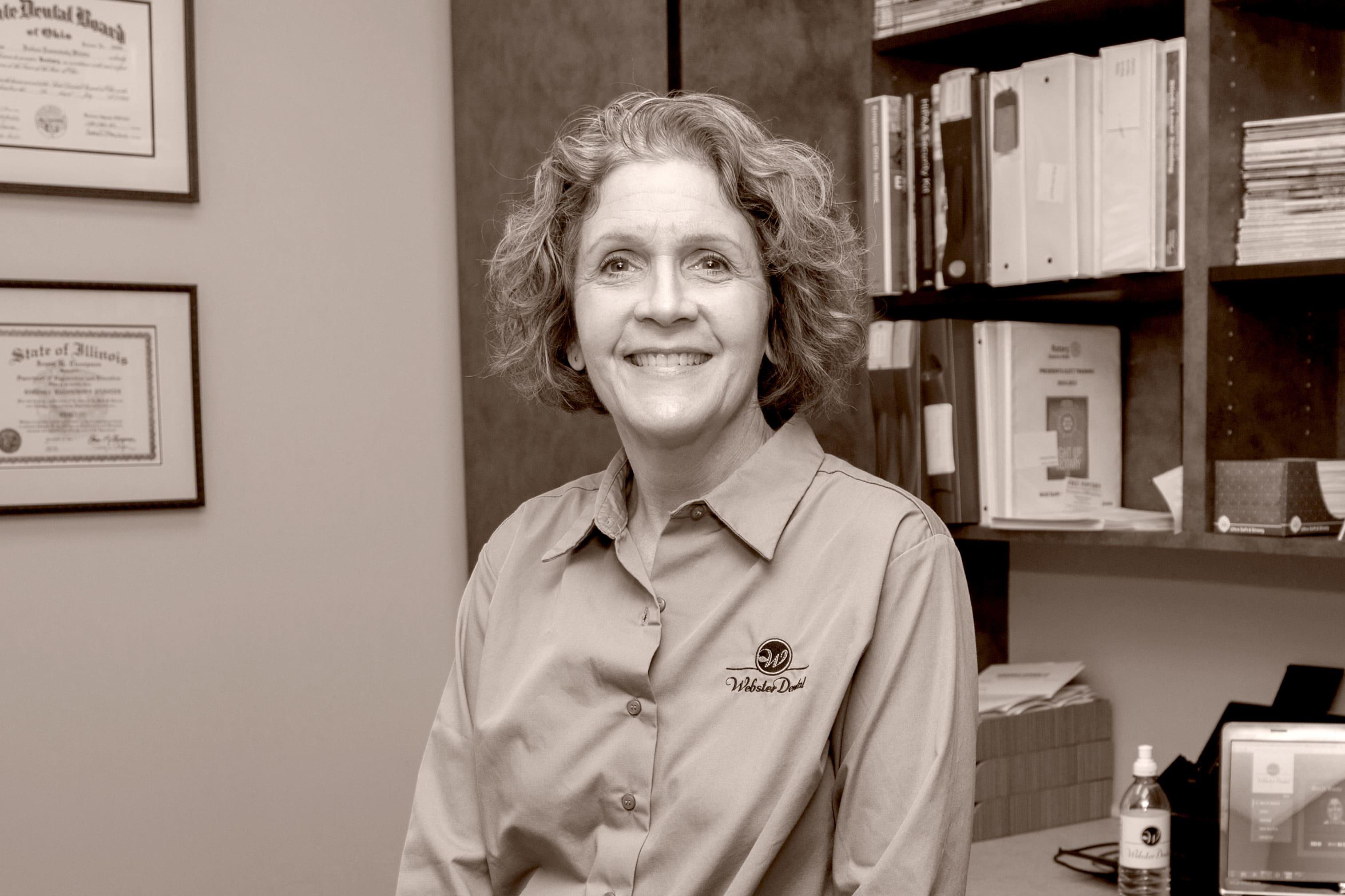 Dr. Barbara R Webster DDS