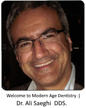 Ali Saeghi, DDS General Dentistry